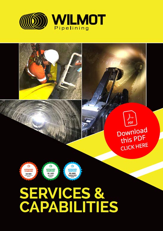 Pipeline Rehabilitation and Relining Services
